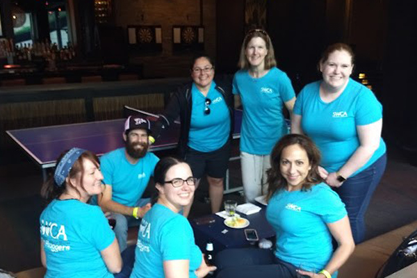 SWCA Houston office bowling to raise money for college students