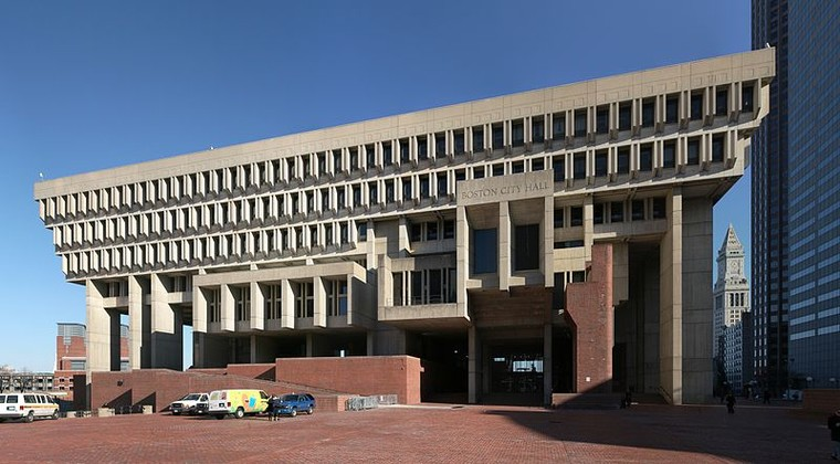 Boston City Hall SWCA