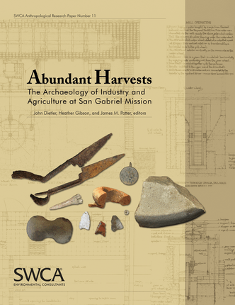 Abundant Harvests Cover