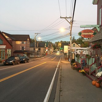 Downtown Tannersville